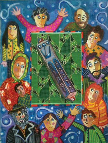 The Shema and the Mezuzah: Listening to Each Other, Sandy Eisenberg Sasso