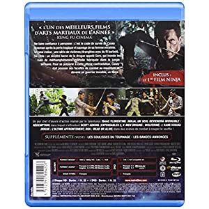 Ninja II : Shadow of a Tear [Blu-ray] [Combo Blu-ray + DVD]