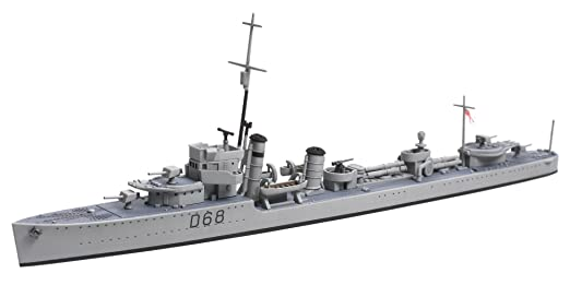 Tamiya - 31910 - Maquette - Bateau - Destroyer Vampire