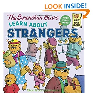 The Berenstain Bears Learn About Strangers - YouTube