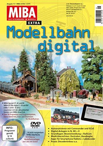 MIBA extra Modellbahn digital 9