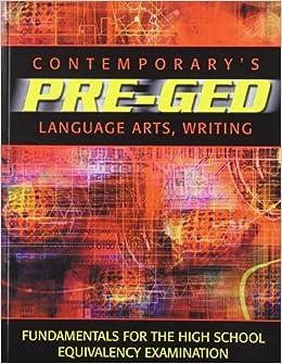 GED® Reasoning through Language Arts Practice Tests