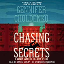 Chasing Secrets (       UNABRIDGED) by Gennifer Choldenko Narrated by Karissa Vacker, Gennifer Choldenko