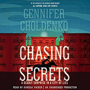Chasing Secrets Audiobook