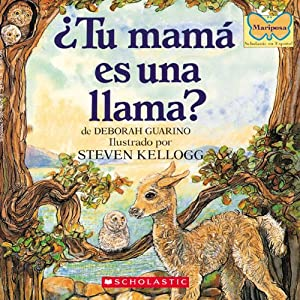 Is Your Mama a Llama? (Spanish Edition) | [Deborah Guarino]