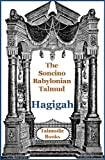 img - for Soncino Babylonian Talmud Hagigah book / textbook / text book