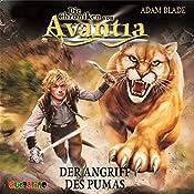Der Angriff des Pumas (Die Chroniken von Avantia 3) | Adam Blade