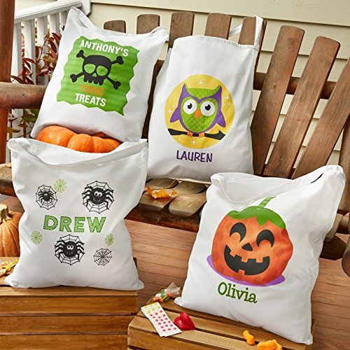 Personalized Halloween Decor - Ghoulishly Giant Tr