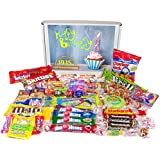 Happy Birthday Candy Giftset Making The World Brighter Since 1935 for 80th Birthday