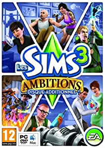 Les Sims 3: Ambitions - French only - Standard Edition