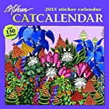 CatCalendar 2015 Sticker Calendar