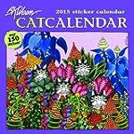 CatCalendar 2015 Sticker Calendar