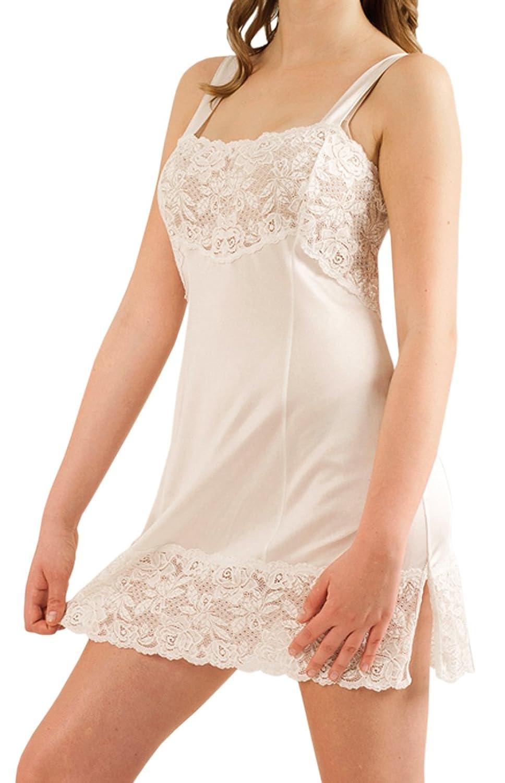Graziella Unterkleid Unterrock 100% ENKA Viskose 9 Größen 38 bis 54 Dessous 3 Farben online kaufen