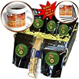 cgb_3432_1 Londons Times Funny Religion Cartoons - Starbucks in Hell - Coffee Gift Baskets - Coffee Gift Basket