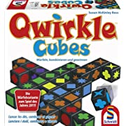 Post image for Qwirkle Cubes ab 10€ inkl. 10€ Amazon Fashion Gutschein – Brettspiel