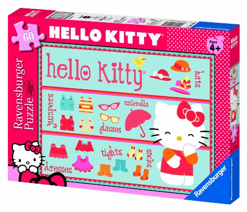 Ravensburger Hello Kitty: Accessories - 60 Pieces Puzzle