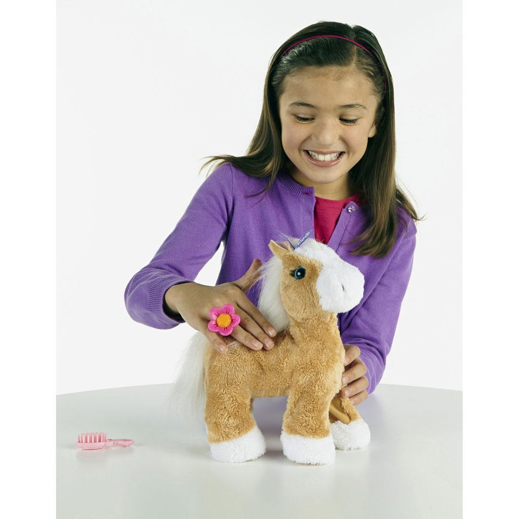 Amazon Com Furreal Friends Butterscotch My Walkin Pony