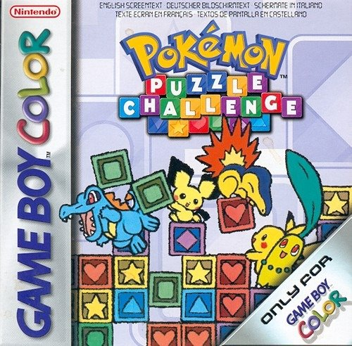 Pokemon Puzzle Challenge (Gameboy Pokemon Console compare prices)