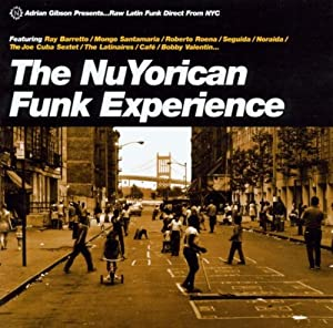 The NuYorican Funk Experience Vol.3: Raw Latin Funk Direct from NYC