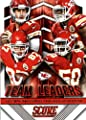 2015 Score Football Card Team Leaders #26 Alex Smith MINT