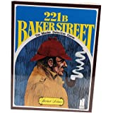 Baker Street Mystery Game Board Game