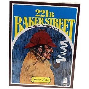 John N. Hansen 221B Baker Street Mystery Game
