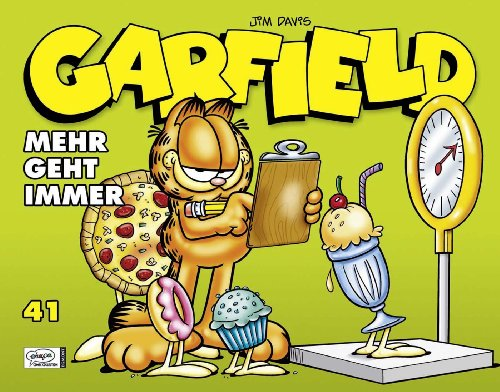 Garfield SC 41: Mehr geht immer, Buch