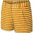 Nike Women\'s Shorty Print Shorts 725764-868 Vivid Orange/White Size 6