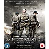 Saints and Soldiers: Airborne Creed (2 Disc Edition, Blu-Ray, DVD, Digital Copy, 2012)