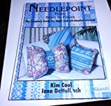 img - for Needlepoint from Start to Finish: The Complete Guide for Right and Left Handed Stiches by Kim Cool, Iona Dettelbach (1992) Hardcover book / textbook / text book