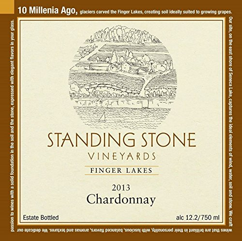2013 Standing Stone Vineyards Chardonnay 750 Ml