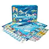 Ocean-Opoly Monopoly Board Game