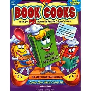 Book Cooks/Grades Prek-1