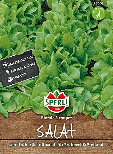 Sperli-Samen Schnittsalat Blonde à couper améliorée