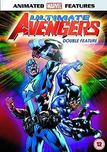 Ultimate Avengers 1 & 2 [DVD]