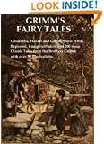 Grimm's Fairy Tales Illustrated: 200 tales with 50 illustrations