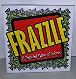 Frazzle- A Frenzied Game of Words
