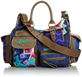 Desigual London On Cross Body Bag,Purple,One Size