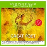 Great Poet Binaural Subliminal Affirmation CD ~ Davros