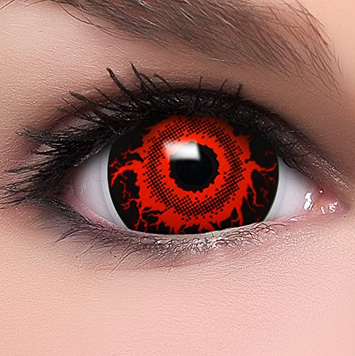 funzerarmini-black-sclera-lentillas-de-colores-cataclysm-10-ml-solucion-recipiente-para-lentes-de-co