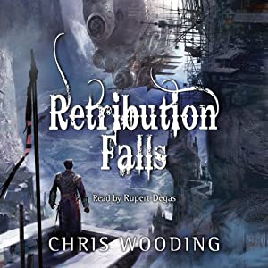 Retribution Falls Hörbuch