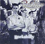 Rockabilly (CD) ~ The Road Kings Cover Art