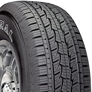 General Grabber HTS Radial Tire - 265/75R16 116T