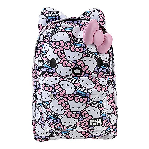 Loungefly-Hello-Kitty-with-Pearls-Backpack-Multi