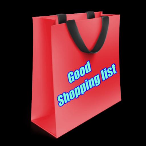 Good Shopping List