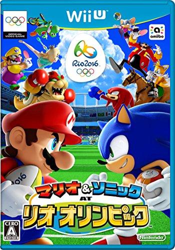 マリオ&ソニック AT リオオリンピックTM 【Wii U】