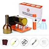 Genround 2.1 Glass Bottle Cutter and Plastic Bottle Cutter Set for Plastic and Glass Bottle Cutting | Cut Round, Square and Oval Glass Bottle from Neck to Bottom | Bottle Cutting Tool for DIY Projects (Tamaño: bottle cutter set)