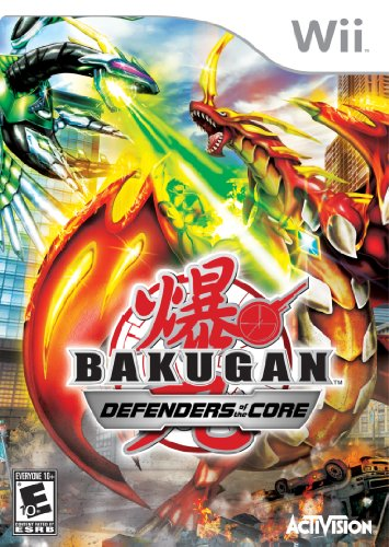 Bakugan Battle Brawlers: Defenders of the Core - Nintendo Wii - 1