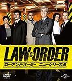 LAW&ORDER/ロー・アンド・オーダー<ニューシリーズ5> バリューパック [DVD]