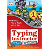 Typing Instructor for Kids Platinum 5  [Download] ~ Individual Software